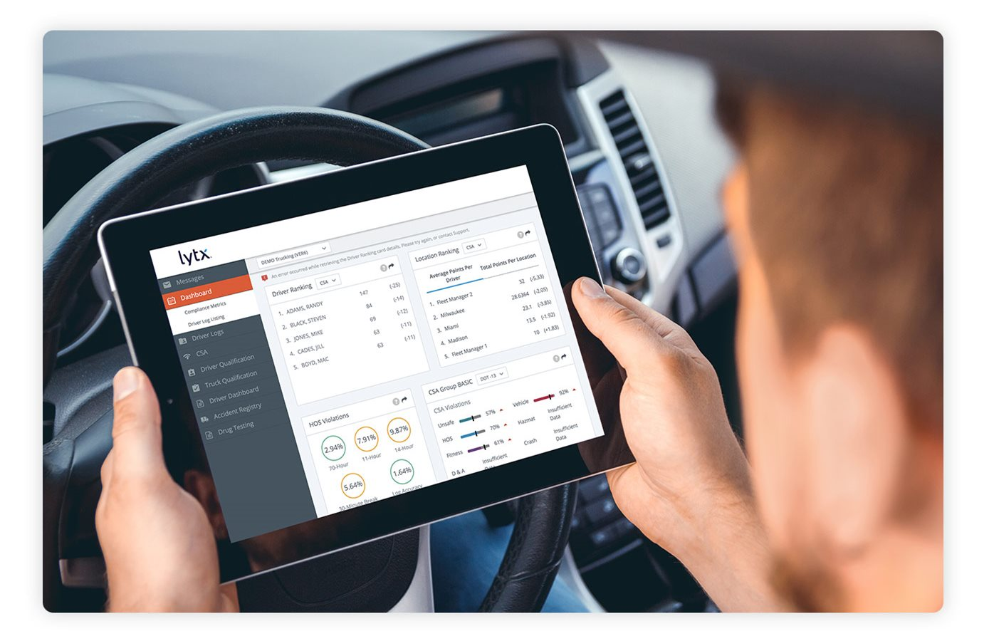 fleet compliance solutions