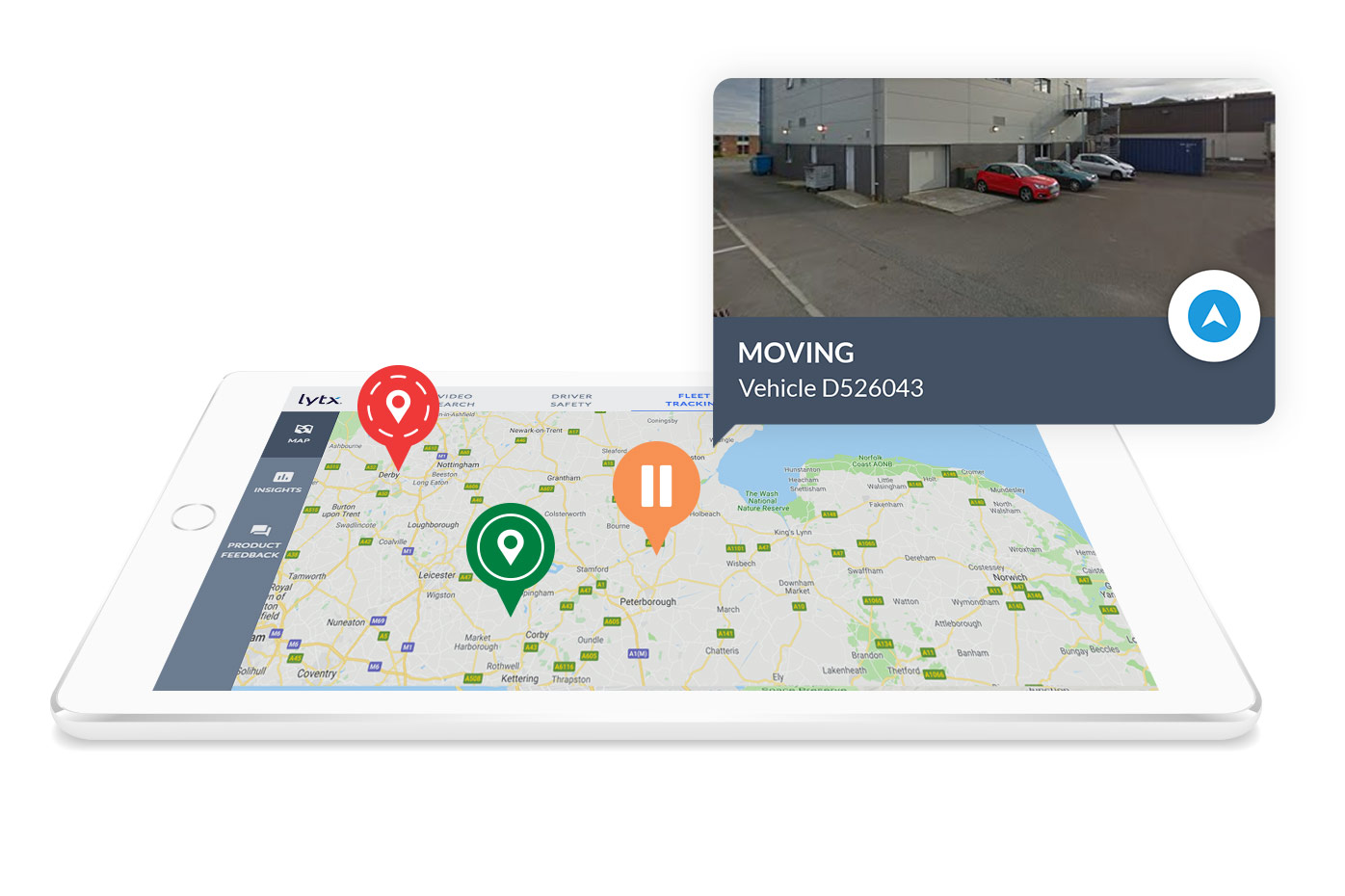 gps fleet tracking software