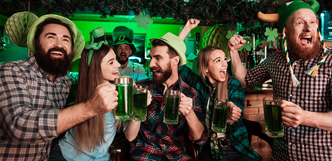 6 Defensive Driving Tips for St. Patrick's Day