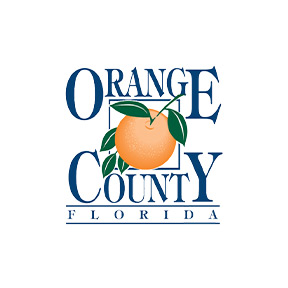 logo for Orange County, Florida