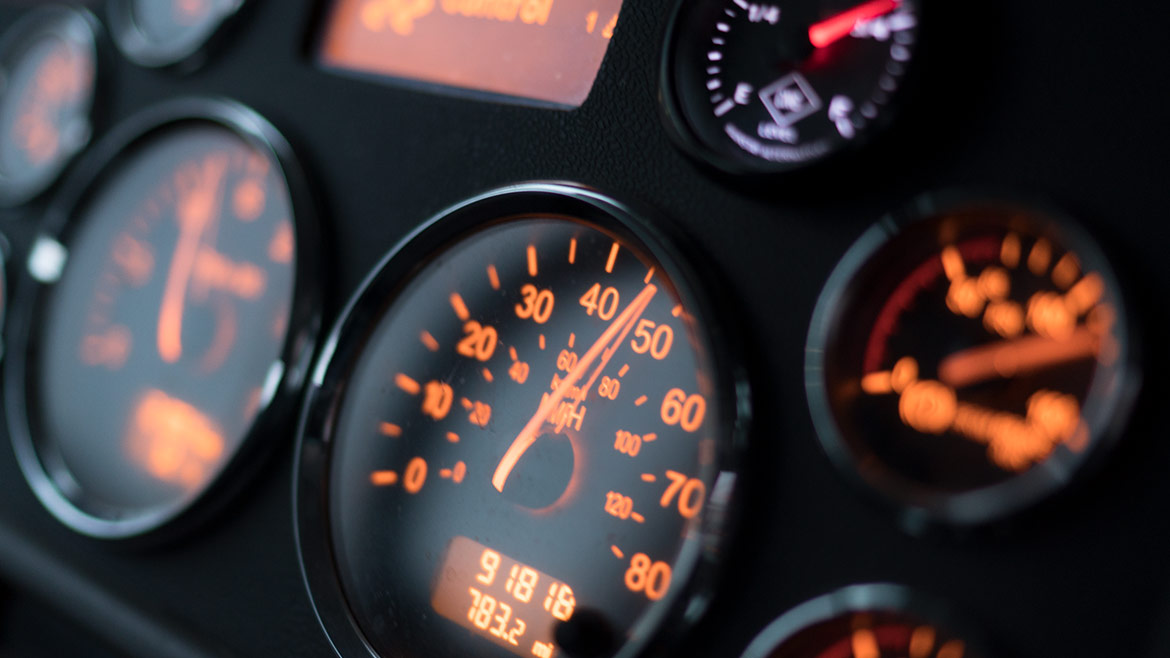 Get the Insights You Need to Keep Your Fleet Moving at a Safe and Productive Speed
